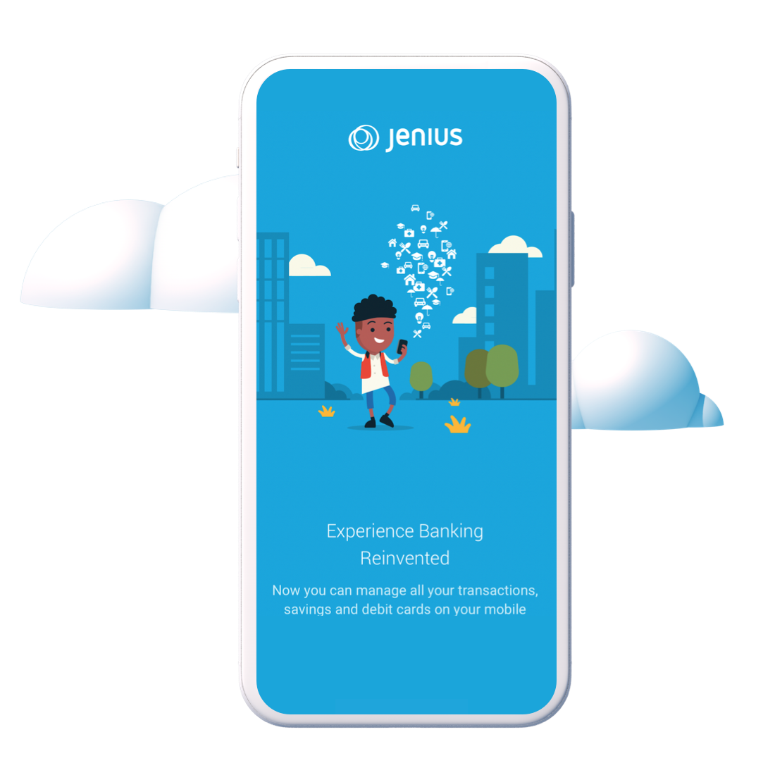 Jenius application